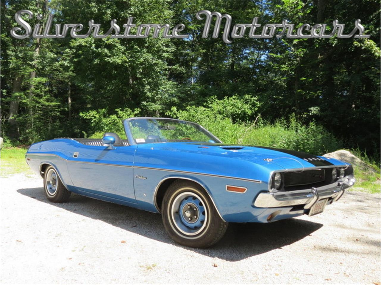 Large Picture of Classic '71 Challenger located in North Andover Massachusetts - J0QS