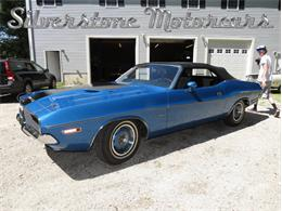 Picture of Classic '71 Challenger located in Massachusetts - $45,900.00 Offered by Silverstone Motorcars - J0QS