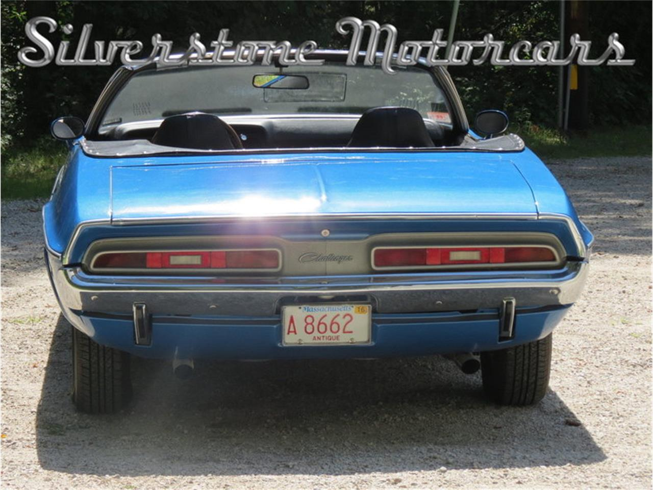 Large Picture of Classic 1971 Challenger located in North Andover Massachusetts - J0QS