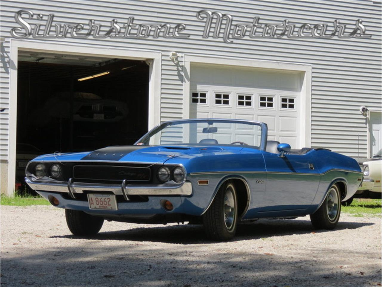 Large Picture of Classic '71 Dodge Challenger located in North Andover Massachusetts - J0QS