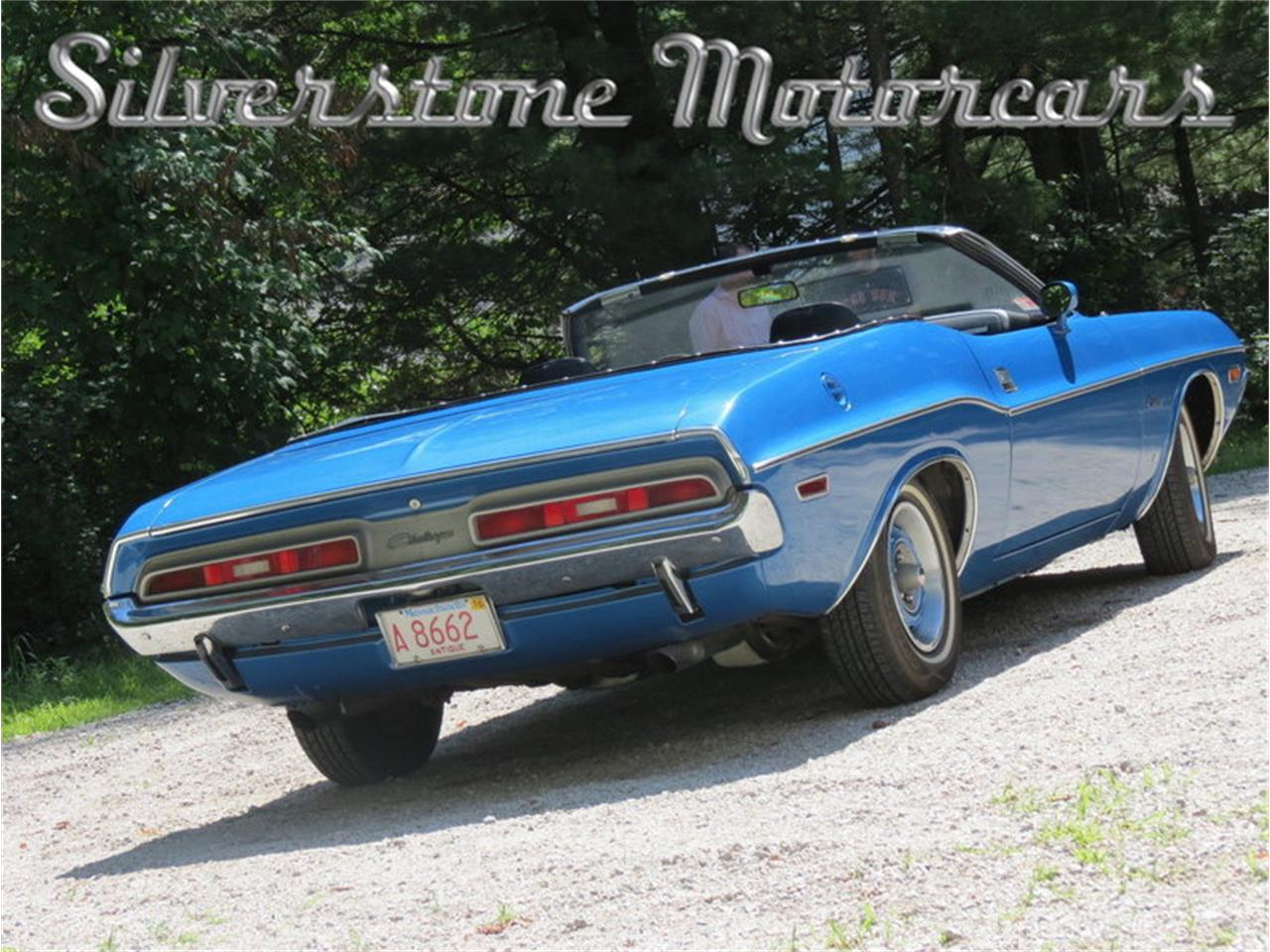 Large Picture of Classic '71 Dodge Challenger located in Massachusetts Offered by Silverstone Motorcars - J0QS