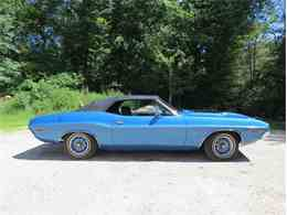 Picture of Classic 1971 Challenger located in Massachusetts Offered by Silverstone Motorcars - J0QS