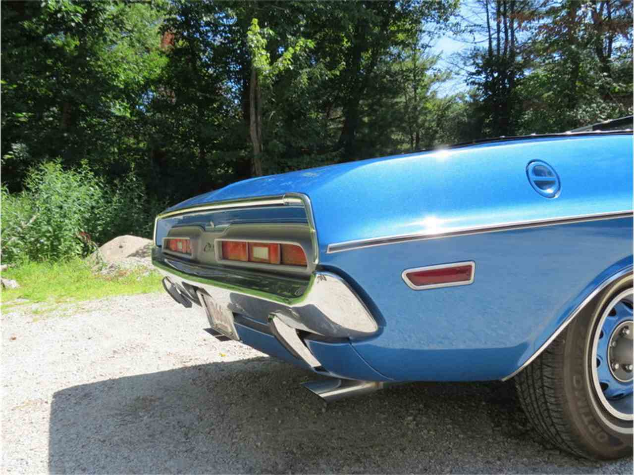 Large Picture of 1971 Dodge Challenger Offered by Silverstone Motorcars - J0QS