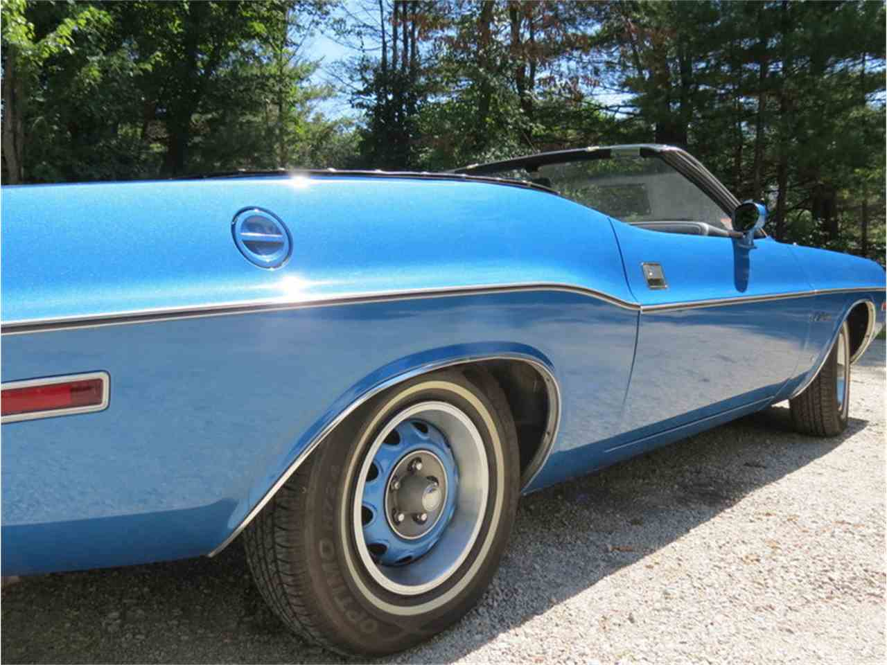 Large Picture of '71 Dodge Challenger located in North Andover Massachusetts - J0QS