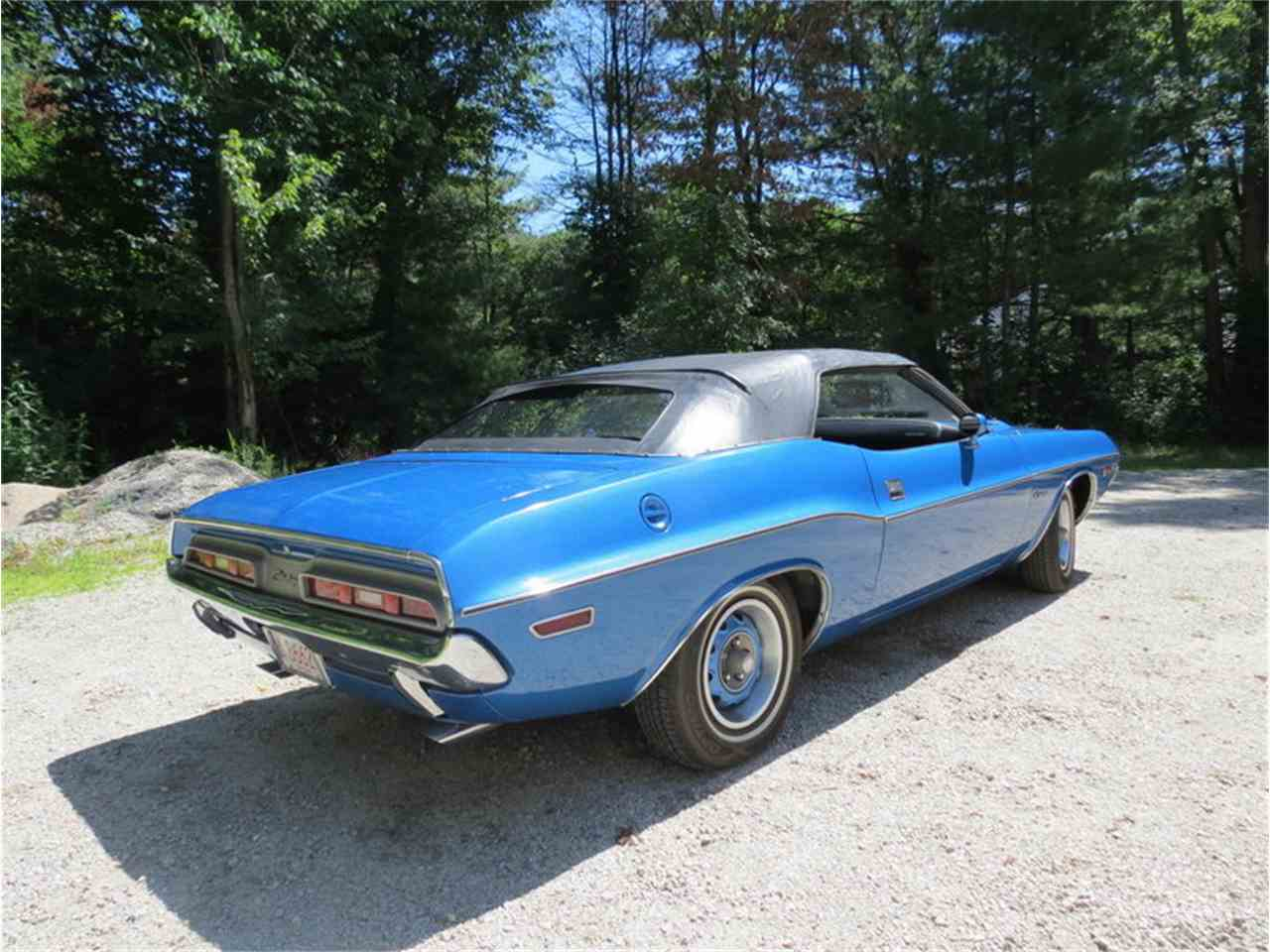 Large Picture of Classic '71 Dodge Challenger - $45,900.00 Offered by Silverstone Motorcars - J0QS