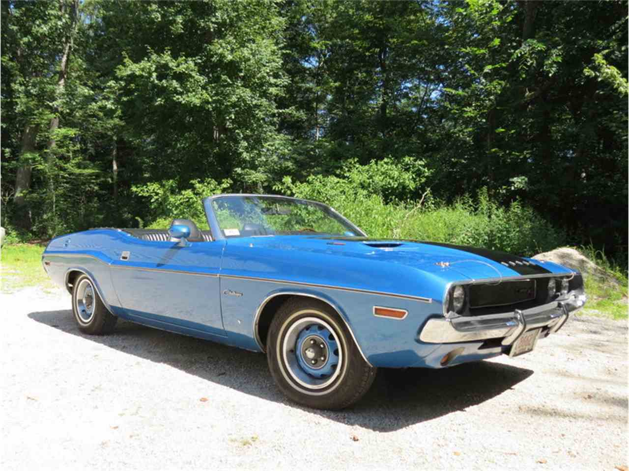 Large Picture of '71 Challenger located in North Andover Massachusetts Offered by Silverstone Motorcars - J0QS