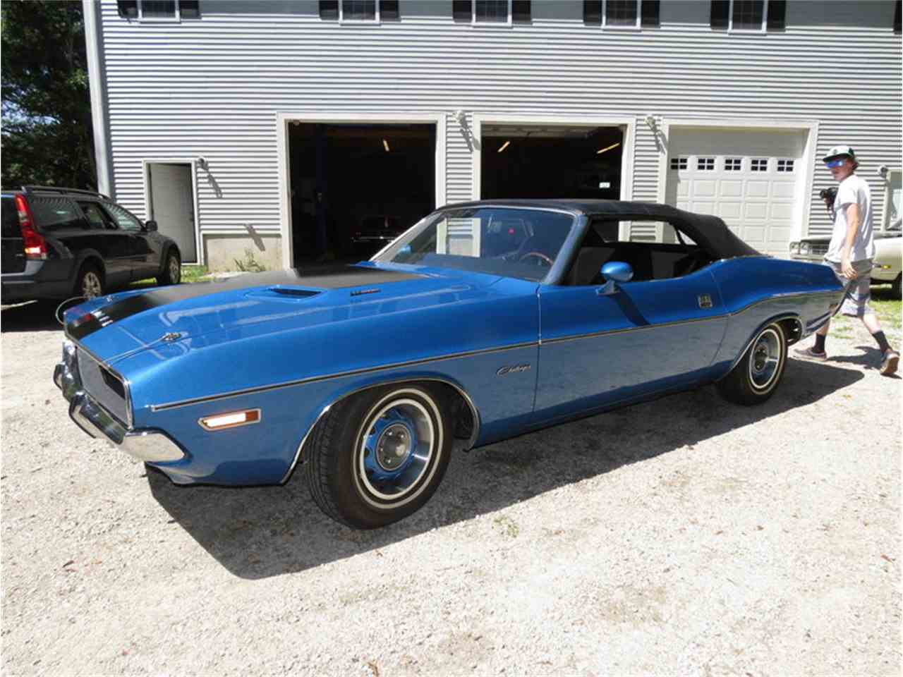 Large Picture of Classic '71 Dodge Challenger located in Massachusetts - $45,900.00 Offered by Silverstone Motorcars - J0QS