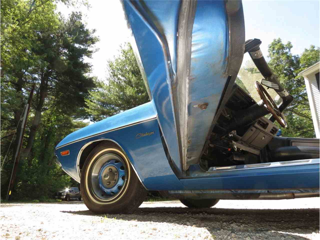 Large Picture of '71 Challenger located in Massachusetts - $45,900.00 Offered by Silverstone Motorcars - J0QS