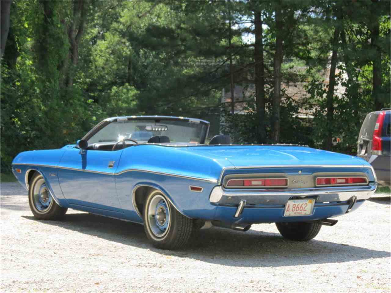 Large Picture of '71 Dodge Challenger located in Massachusetts Offered by Silverstone Motorcars - J0QS