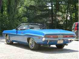 Picture of '71 Dodge Challenger located in North Andover Massachusetts - $45,900.00 Offered by Silverstone Motorcars - J0QS