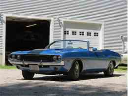 Picture of '71 Dodge Challenger located in Massachusetts - $45,900.00 Offered by Silverstone Motorcars - J0QS