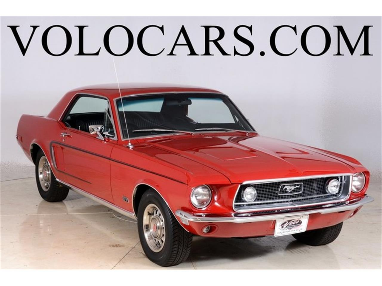 Large Picture of '68 Ford Mustang GT located in Volo Illinois - $34,998.00 - J0RT
