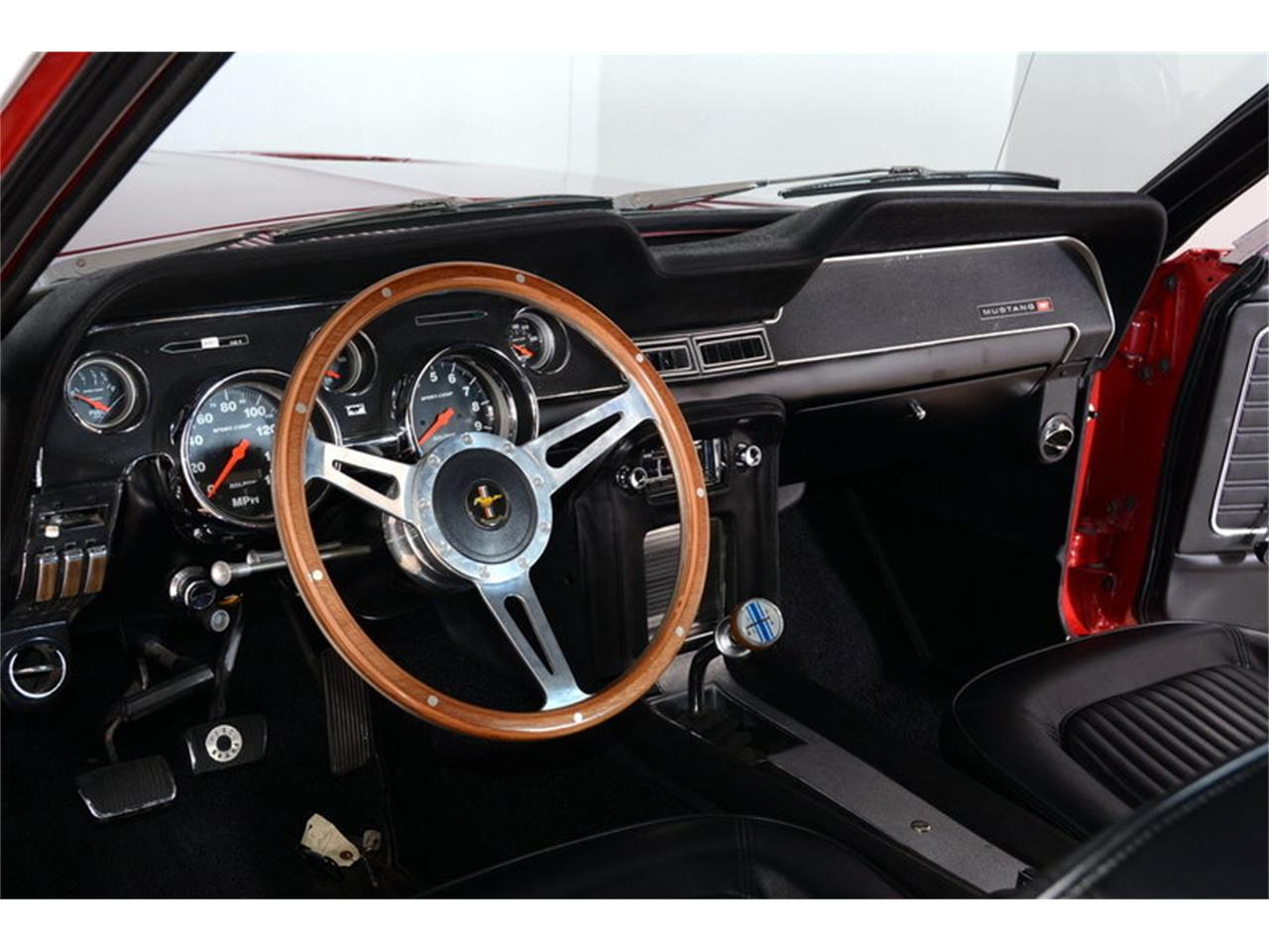 Large Picture of Classic '68 Mustang GT Offered by Volo Auto Museum - J0RT