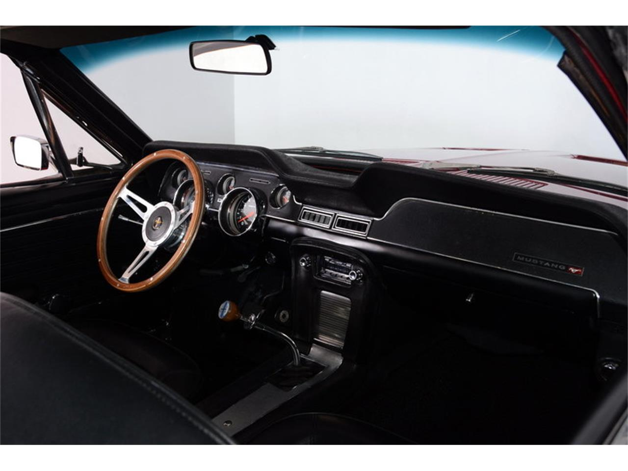 Large Picture of Classic '68 Ford Mustang GT - $34,998.00 Offered by Volo Auto Museum - J0RT