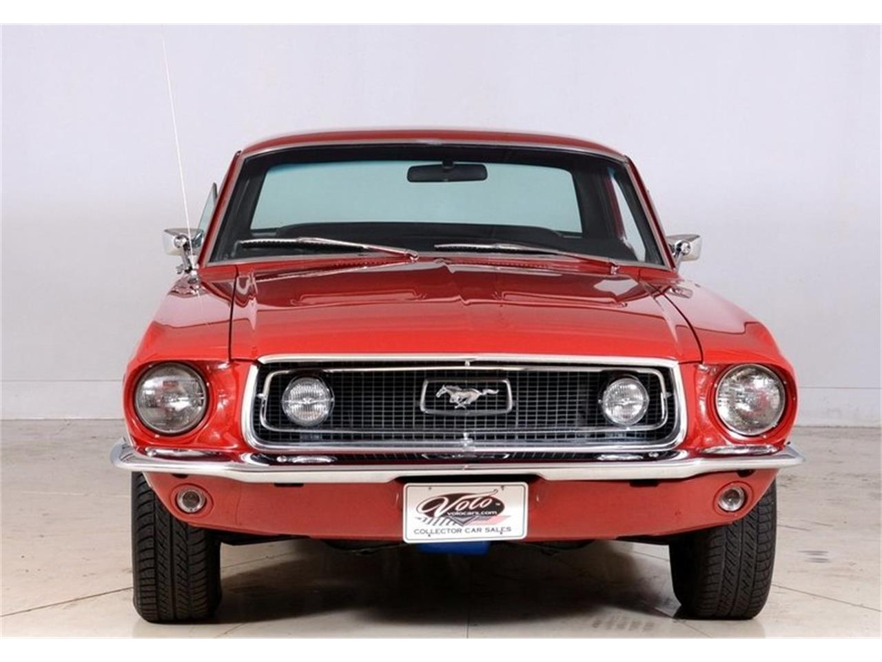 Large Picture of '68 Ford Mustang GT located in Illinois - J0RT