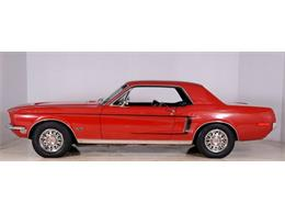 Picture of Classic 1968 Ford Mustang GT located in Volo Illinois - J0RT
