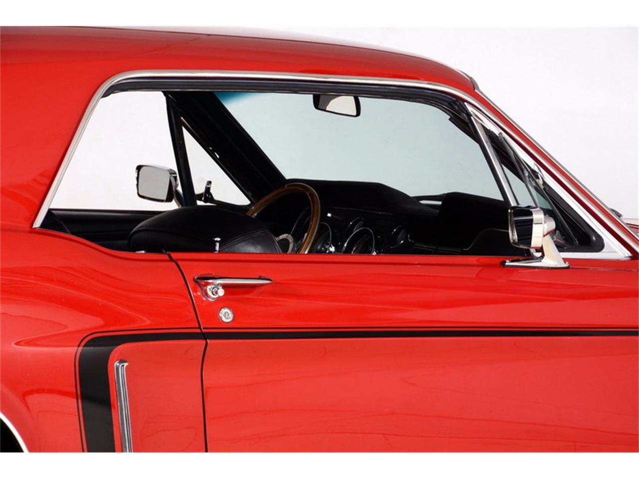 Large Picture of Classic 1968 Ford Mustang GT Offered by Volo Auto Museum - J0RT