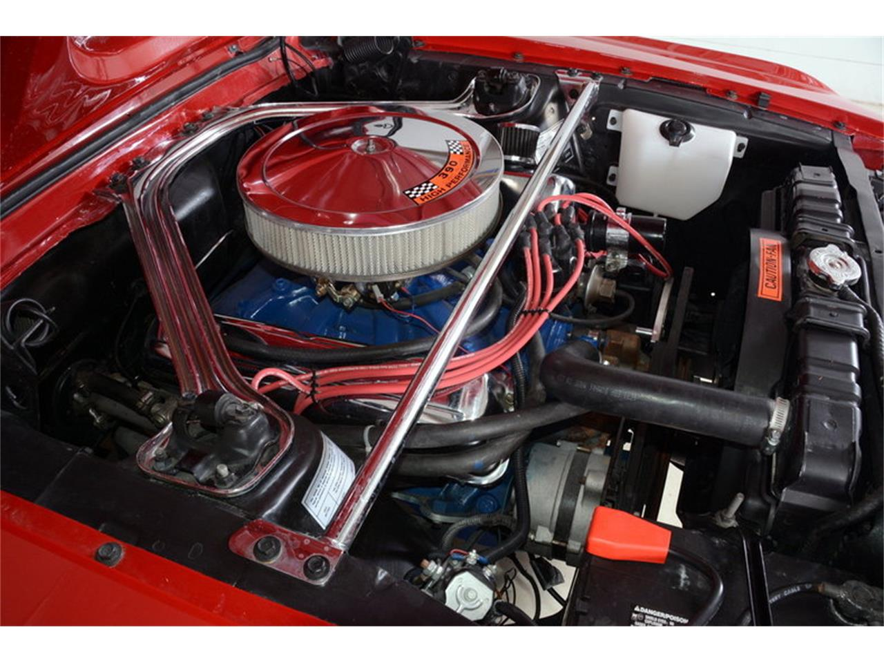 Large Picture of '68 Mustang GT located in Volo Illinois Offered by Volo Auto Museum - J0RT