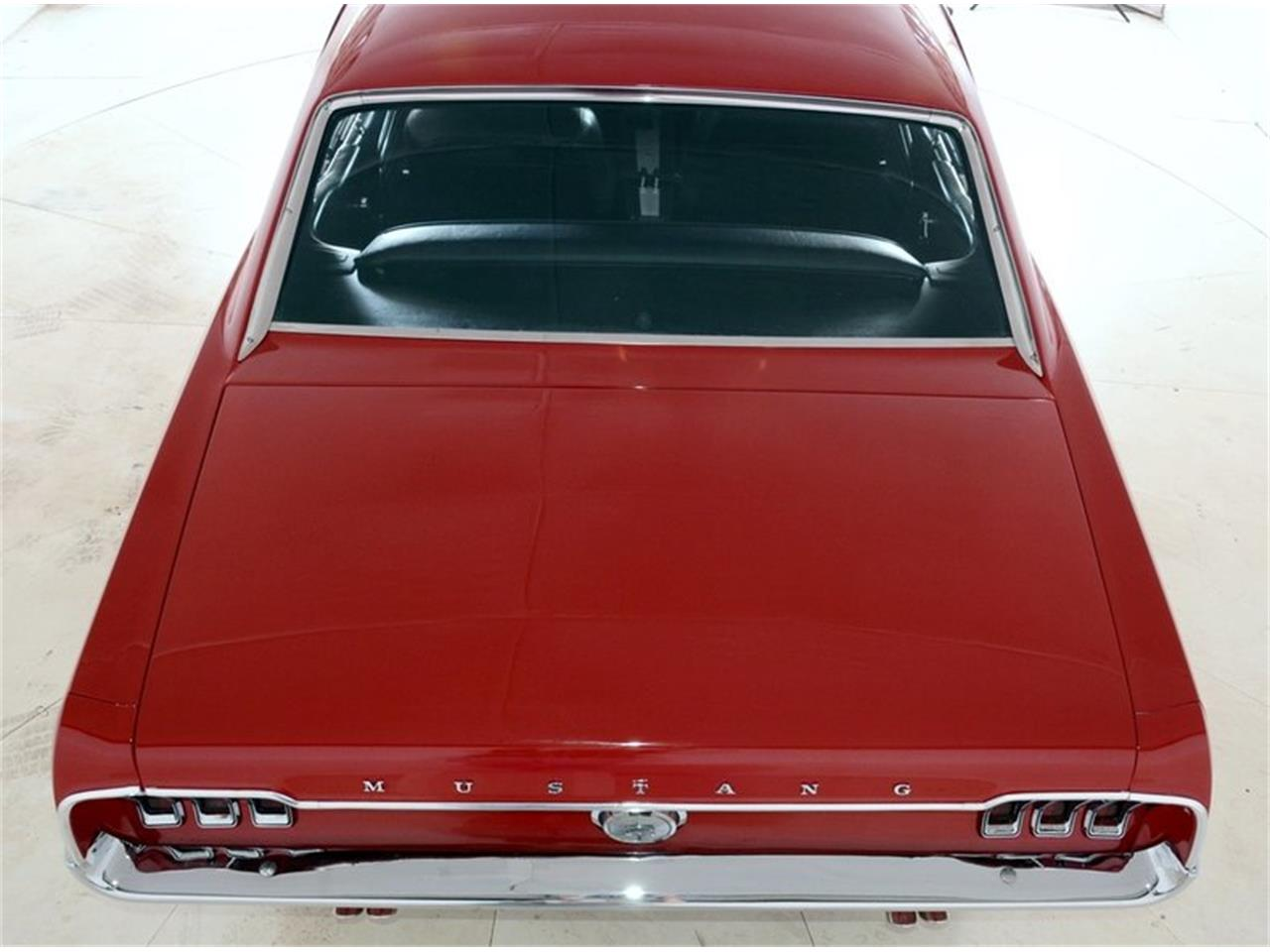 Large Picture of 1968 Ford Mustang GT Offered by Volo Auto Museum - J0RT