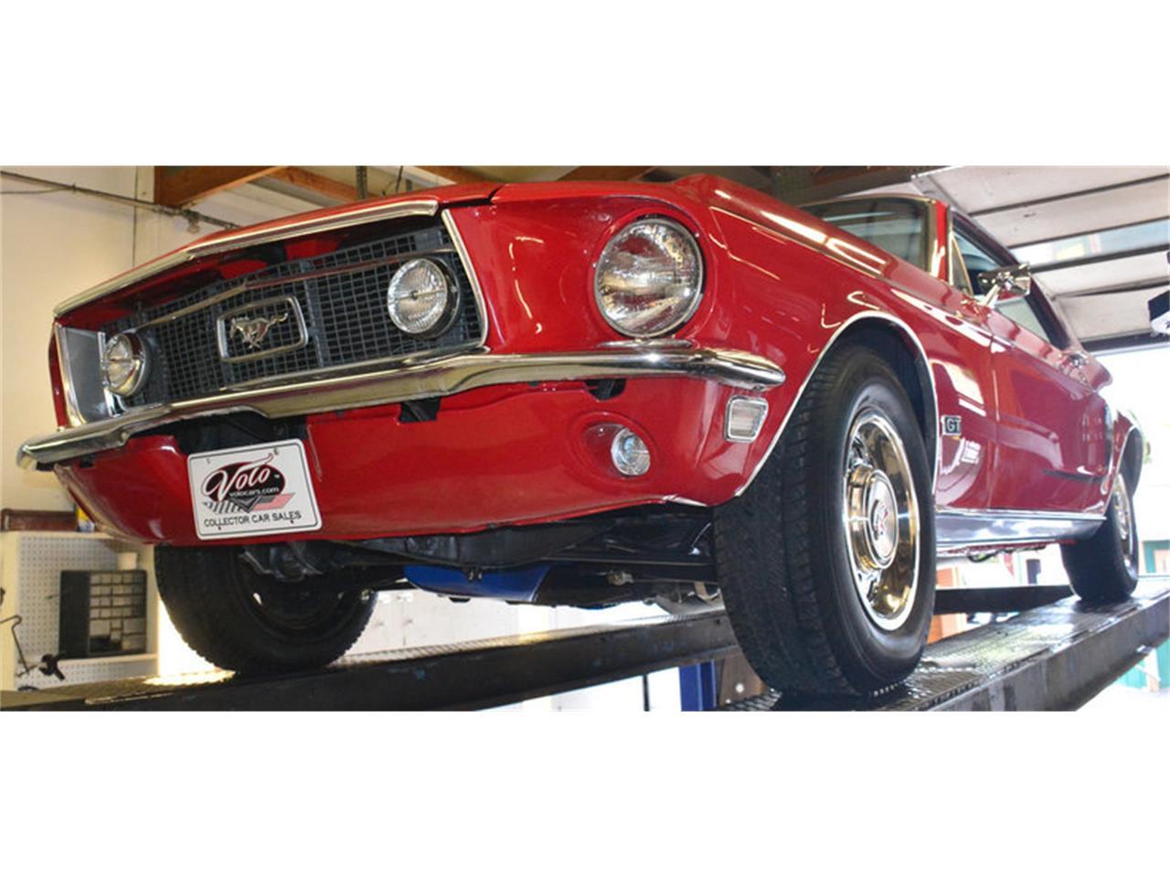 Large Picture of Classic '68 Ford Mustang GT - J0RT