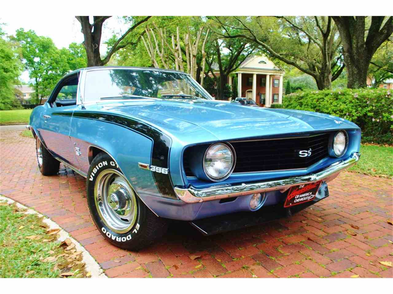 Large Picture of Classic '69 Camaro Offered by Primo Classic International LLC - J0SR