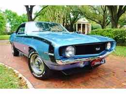 Picture of Classic '69 Chevrolet Camaro - $30,000.00 Offered by Primo Classic International LLC - J0SR