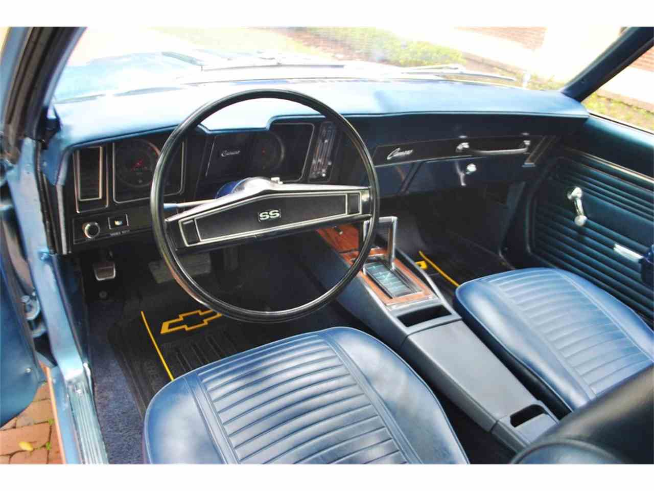 Large Picture of Classic '69 Chevrolet Camaro located in Lakeland Florida - $30,000.00 Offered by Primo Classic International LLC - J0SR