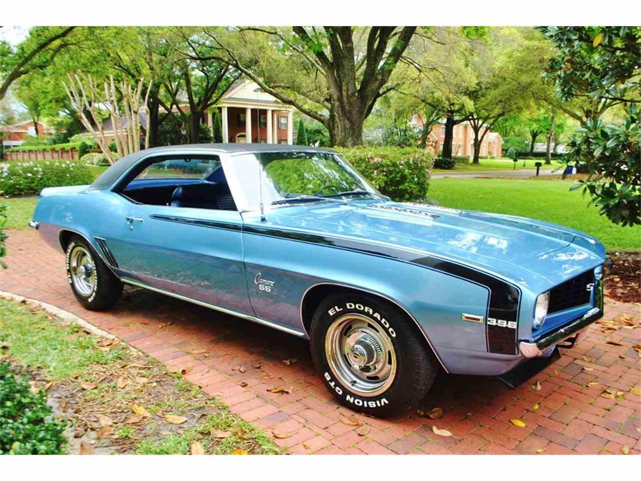 Large Picture of Classic 1969 Camaro - $30,000.00 - J0SR