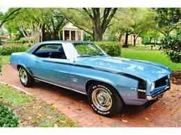 Picture of '69 Camaro located in Lakeland Florida - $30,000.00 - J0SR