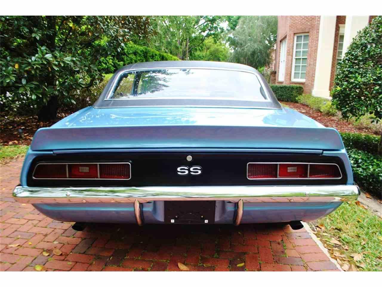 Large Picture of 1969 Chevrolet Camaro located in Lakeland Florida - $30,000.00 - J0SR