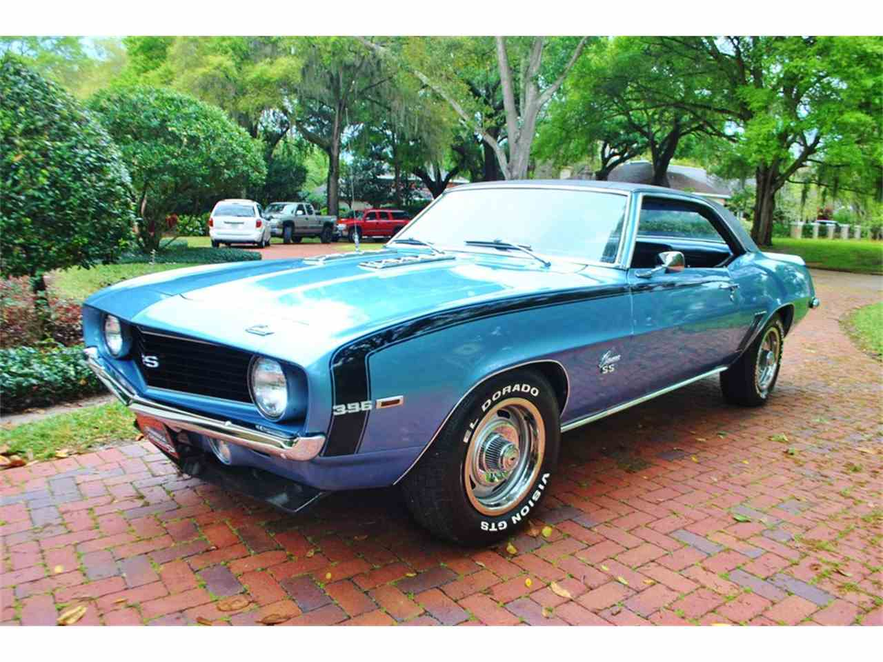 Large Picture of Classic '69 Camaro located in Lakeland Florida - $30,000.00 Offered by Primo Classic International LLC - J0SR