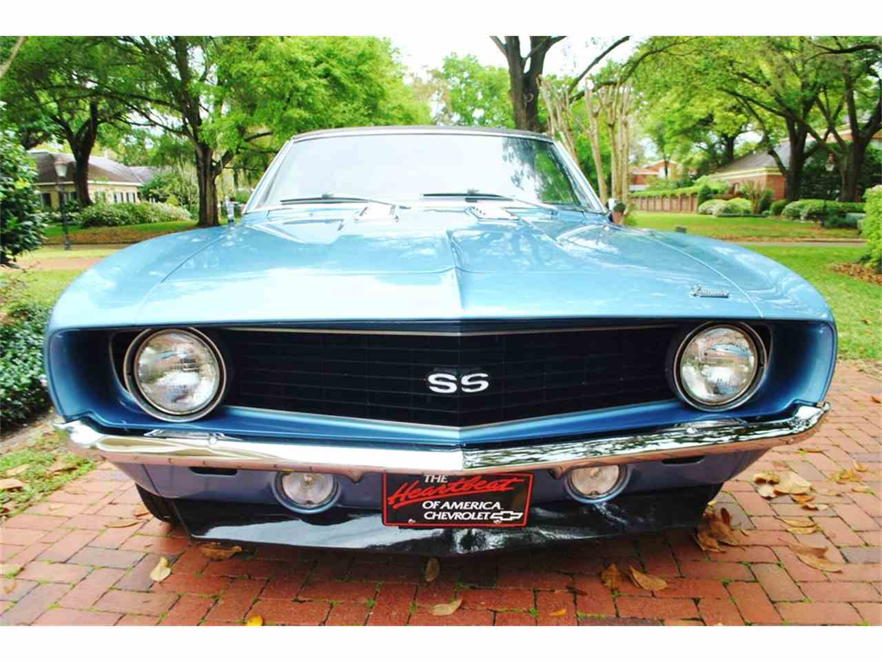 Large Picture of 1969 Chevrolet Camaro located in Florida Offered by Primo Classic International LLC - J0SR