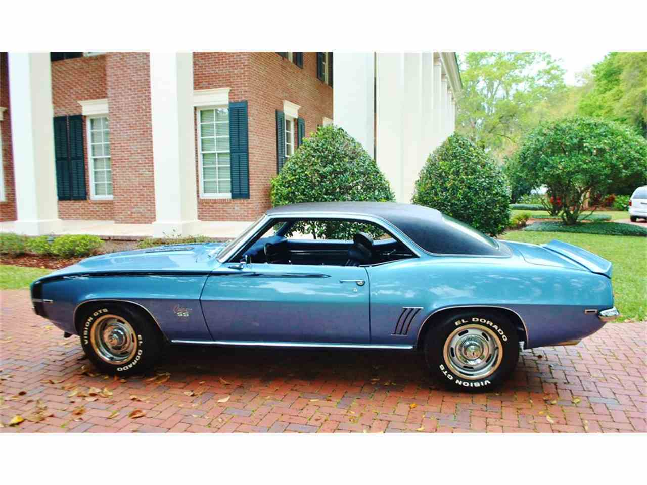 Large Picture of '69 Chevrolet Camaro located in Lakeland Florida - $30,000.00 Offered by Primo Classic International LLC - J0SR