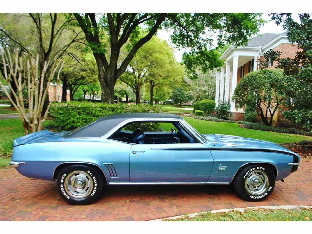 Large Picture of '69 Chevrolet Camaro Offered by Primo Classic International LLC - J0SR