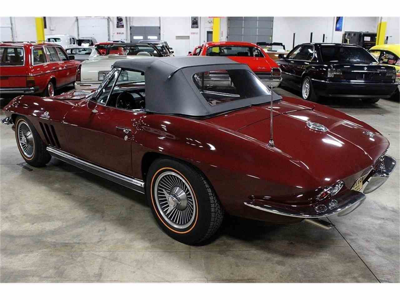 Large Picture of '66 Corvette - J0SX