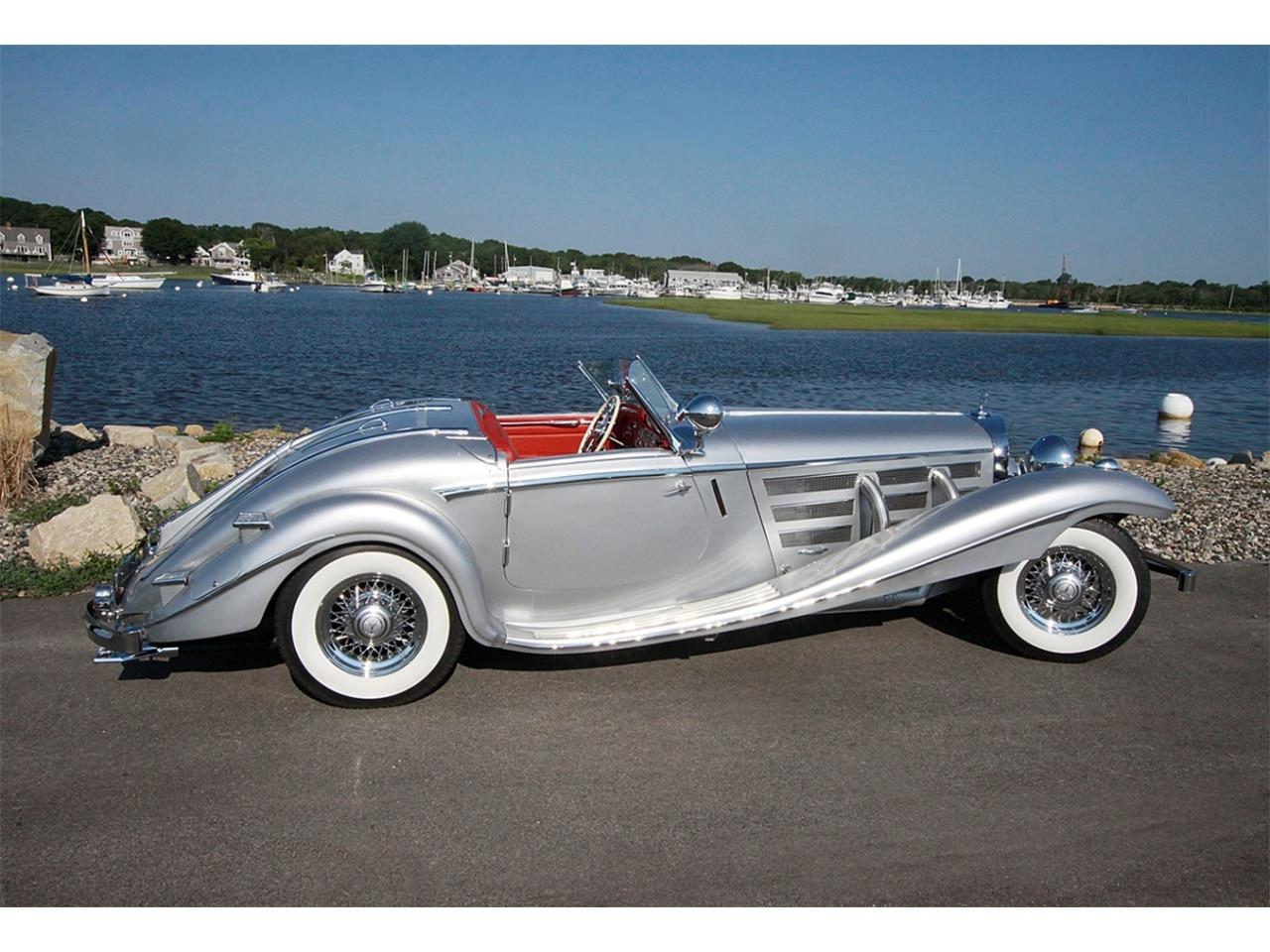 1936 Mercedes Benz 540k Special Roadster In Marshfield Massachusetts