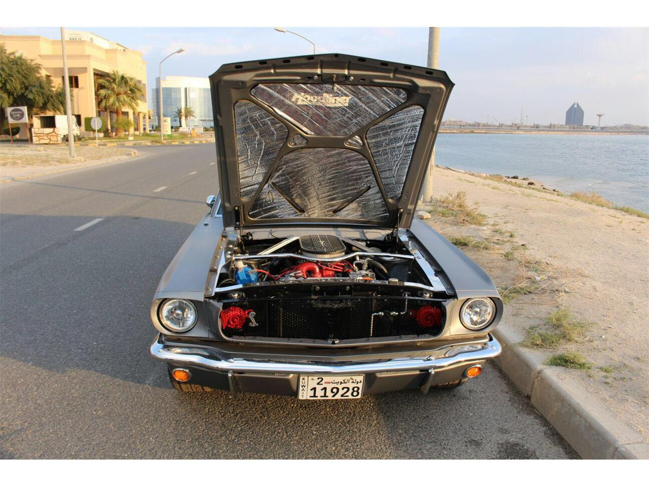 Large Picture of '66 Mustang - J0TR