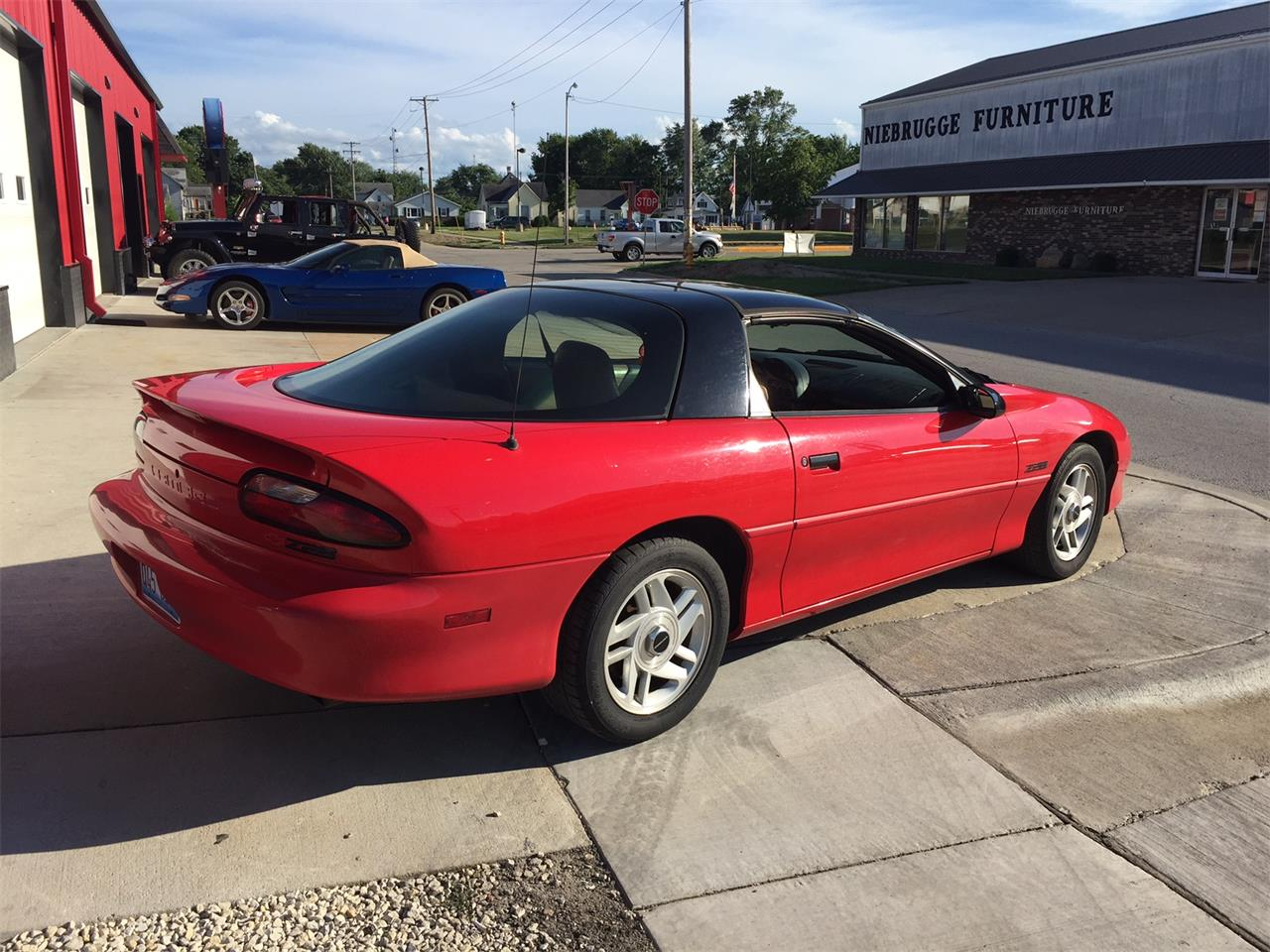 Large Picture of '94 Camaro Z28 - J0TX