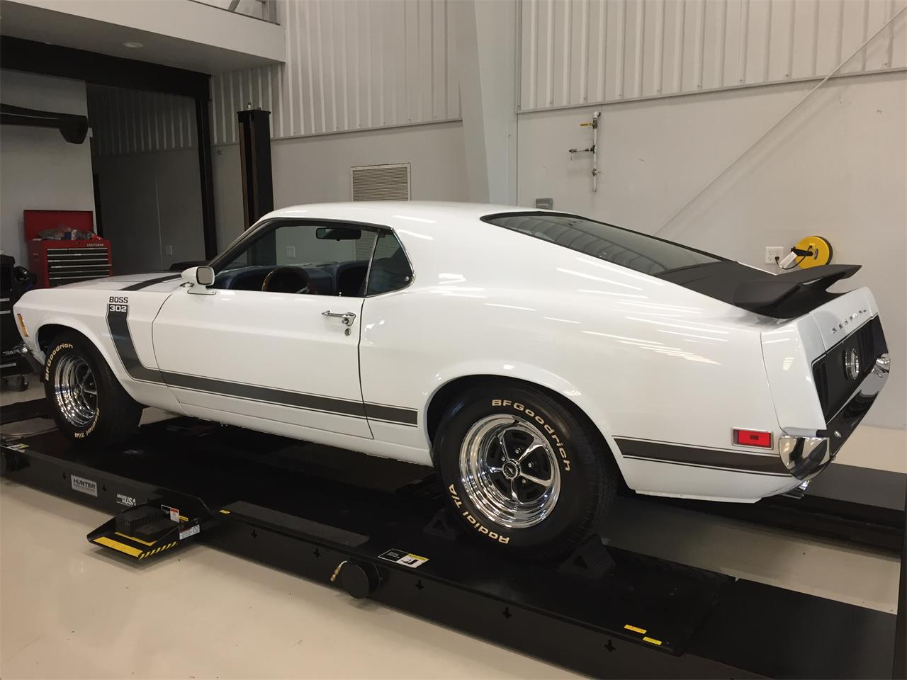 Large Picture of '70 Mustang - J0U8