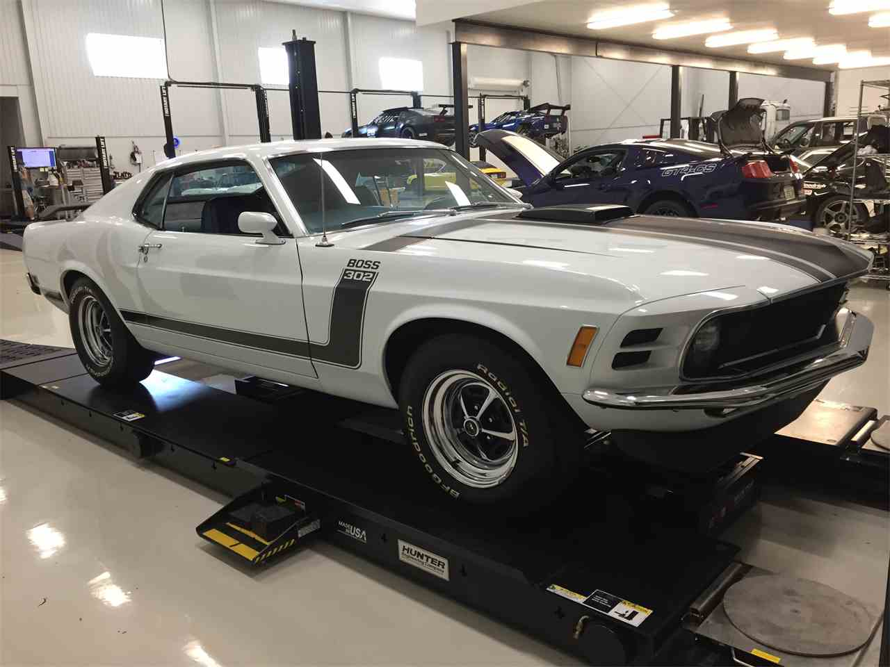 Large Picture of '70 Mustang Boss 302 - J0U8