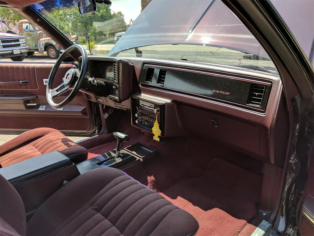 Large Picture of '86 Monte Carlo SS - J0UZ