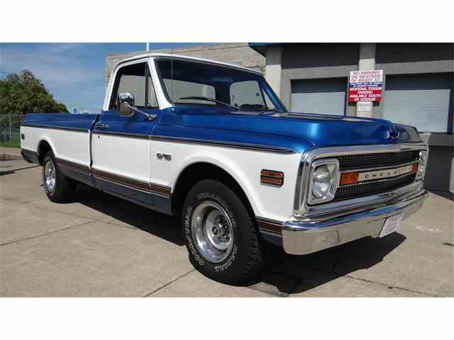 Picture of Classic 1969 Chevrolet C/K 10 Offered by Klemme Klassic Kars - J0X0
