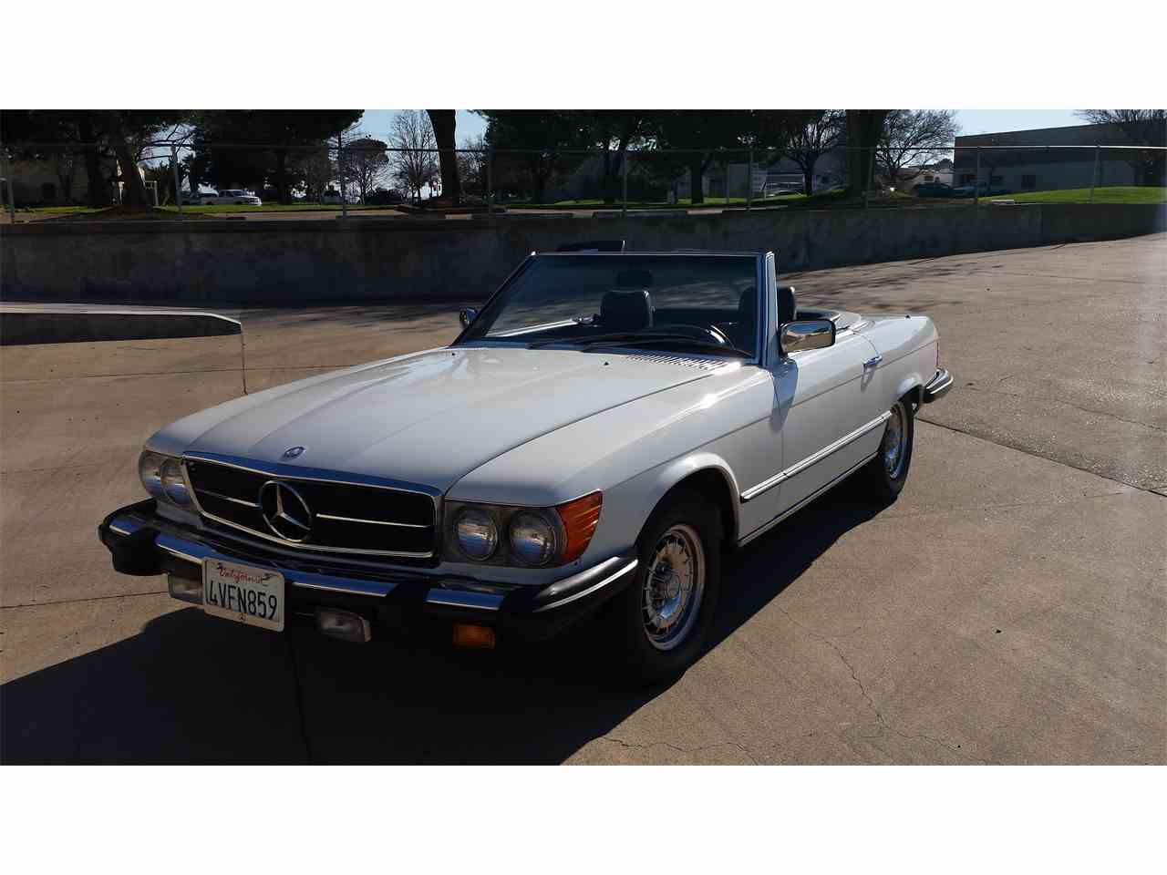 Large Picture of '84 380SL - J0X8