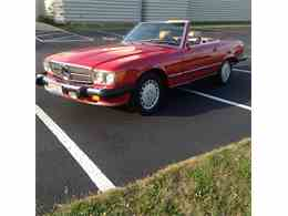 Picture of '88 560SL - J0X9