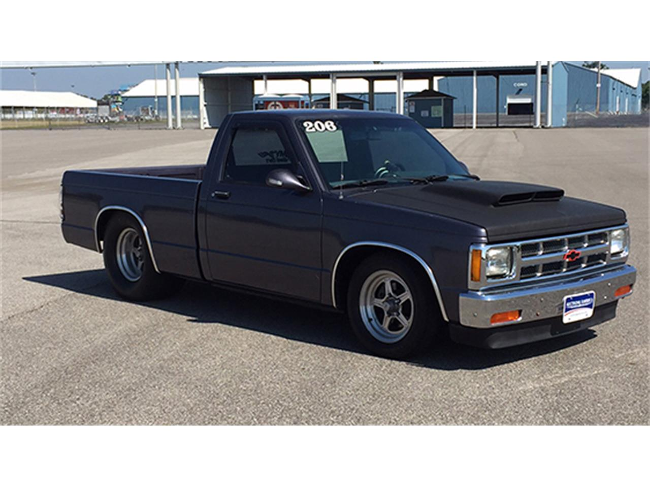 1989 Chevrolet S10 Pro Street Pickup for Sale | ClassicCars com | CC