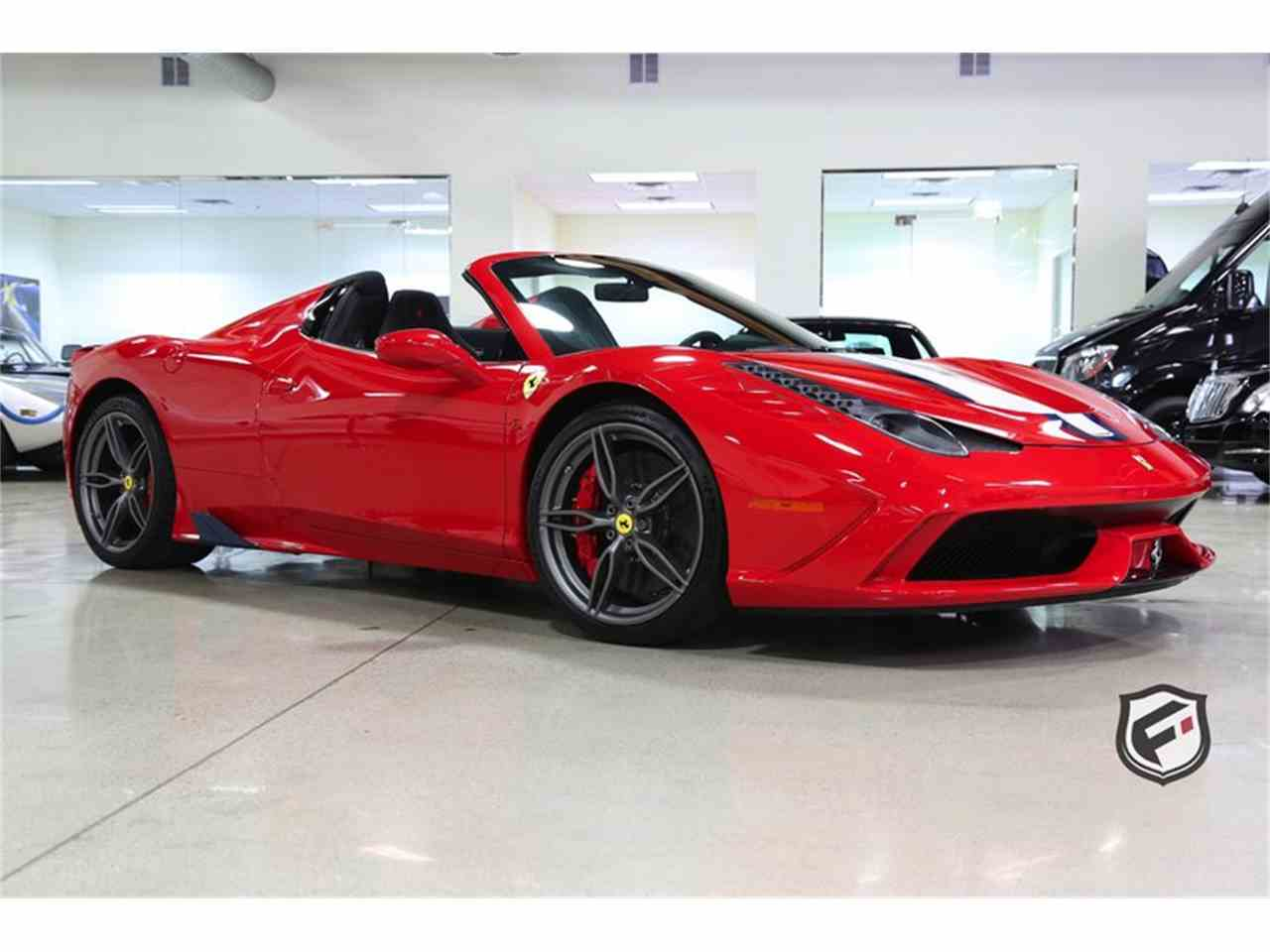 Large Picture of '15 458 Speciale Aperta - J11M