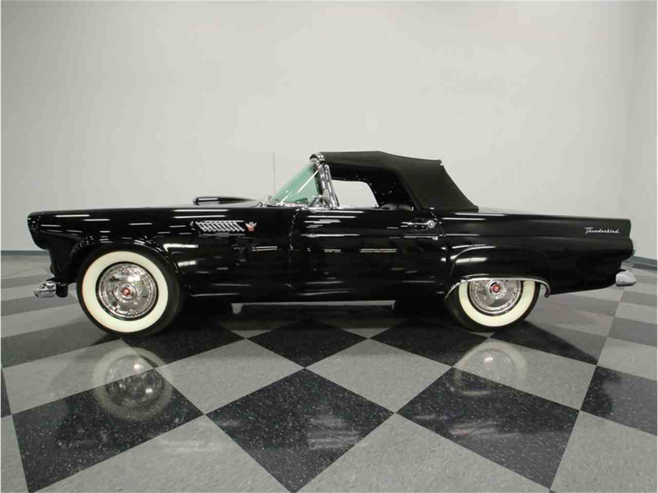Large Picture of '55 Thunderbird - J12A