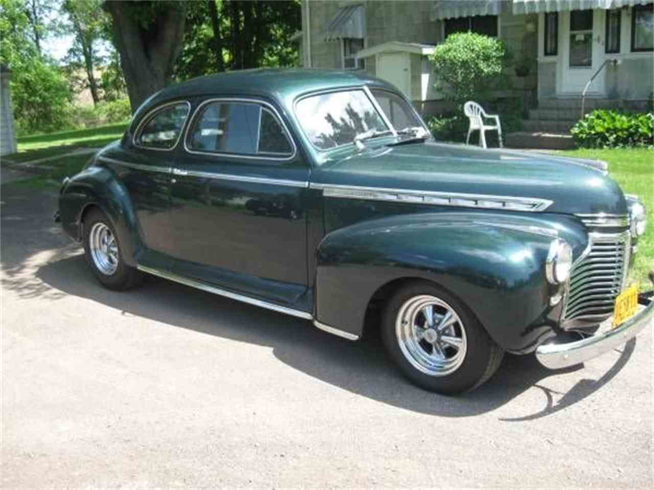 1941 Chevrolet Coupe for Sale | ClassicCars.com | CC-887853