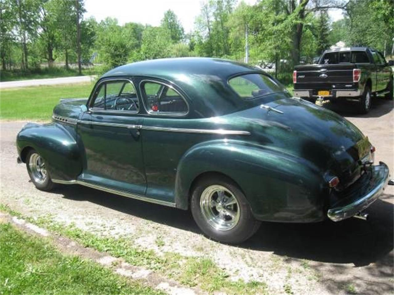 Large Picture of '41 Coupe - J12L