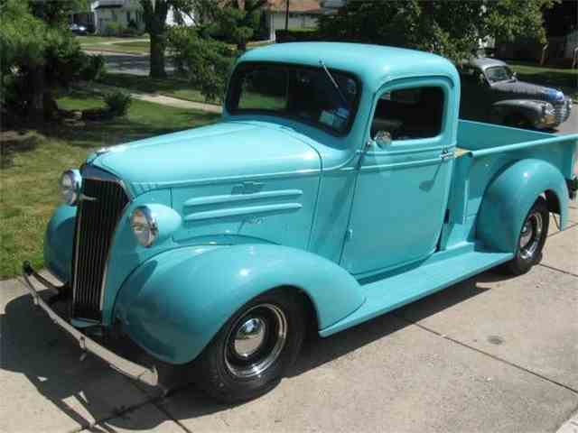Picture of '37 Chevrolet Street Rod located in Cadillac Michigan - $48,995.00 - J12M